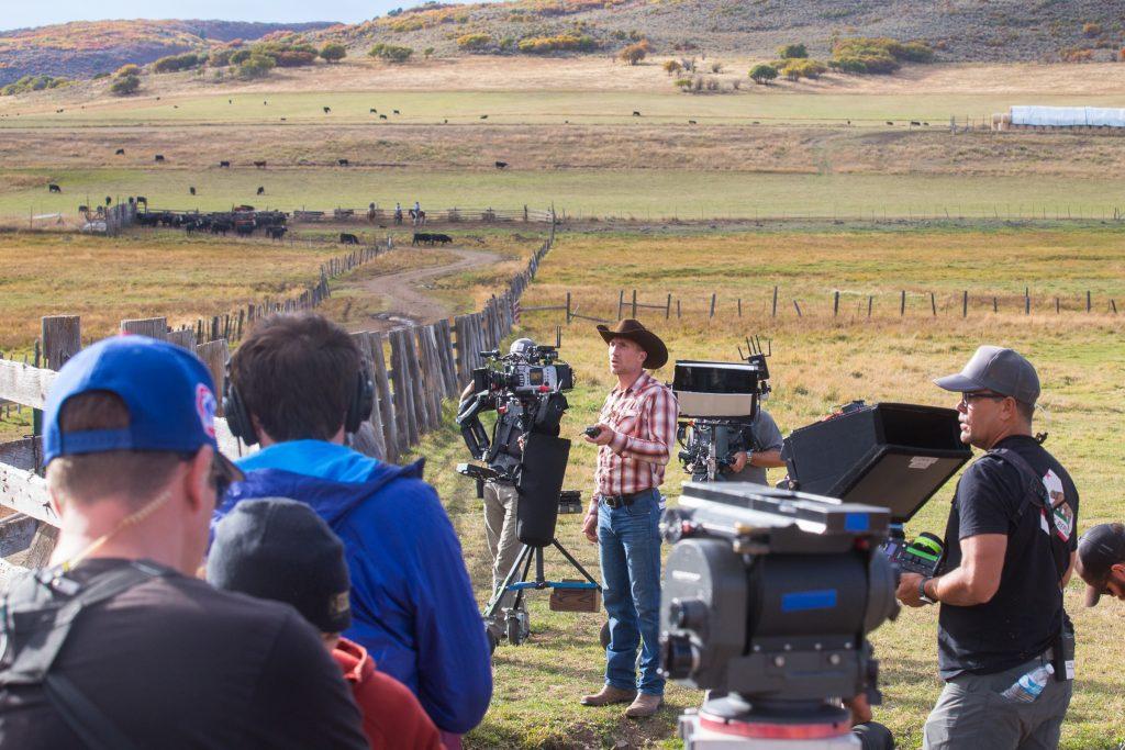 short film The Calling to screen at Sundance. Canon C700 cinema camera.