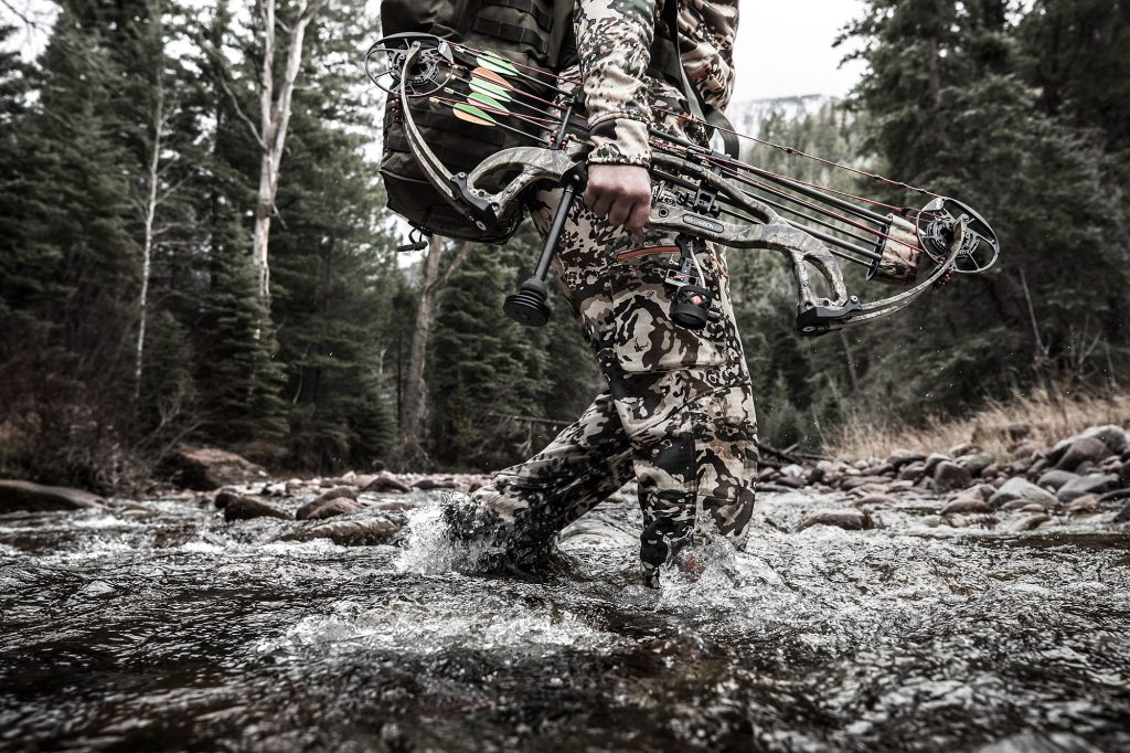 This Image is Part of the Walls Hunting Apparel, Scentrix Fabric Product Line Campaign. The Photos in this Series Were Taken by Industry Photographer Tyler Stableford.