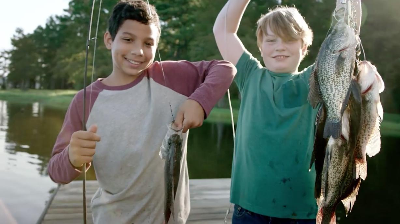 Cabela's TV Campaign Still Image