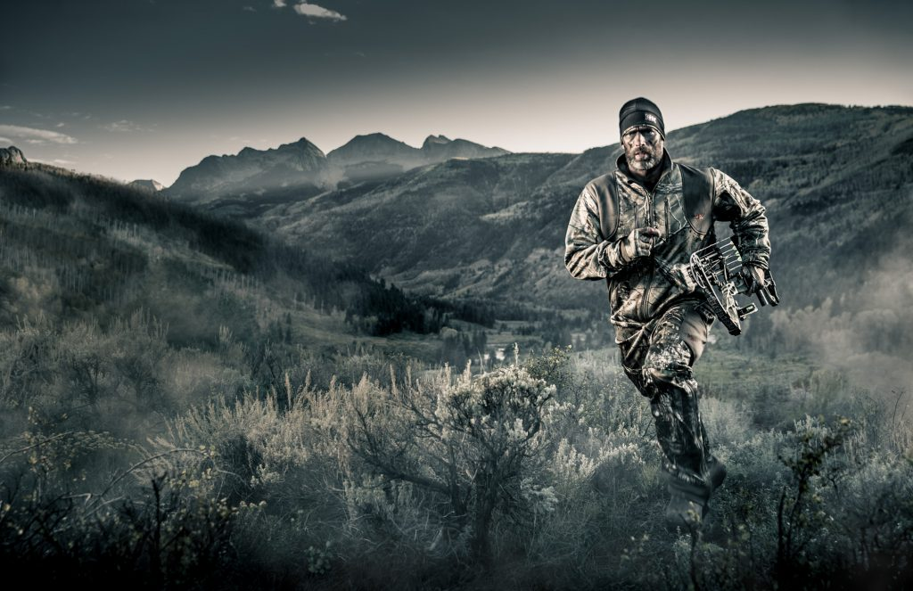 Walls Workwear Hired Professional Photographer Tyler Stableford to Highlight the Versatility and Reliability of their New Hunting Apparel Product Line.
